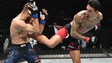 Max Holloway vs. Yair Rodriguez scheduled to headline UFC event in July