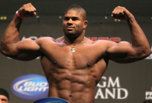 Alistair Overeem announces return to kickboxing, signs with Glory