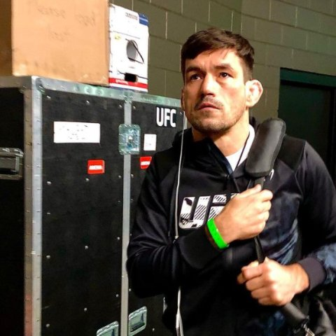 Demian Maia suggests Nate Diaz as a retirement fight