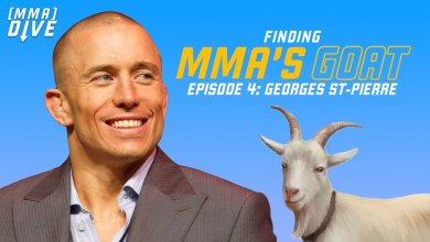 Finding MMA's GOAT: Georges St-Pierre