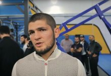 Nurmagomedov MMA school opened in Dagestan
