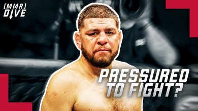 Unpacking some thoughts on Nick Diaz's Return